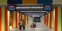 Staţia de metrou Nicolae Teclu