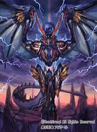 Black Death Dragon, Abygale (Full Art)