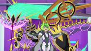 Doctor Gara & Star Deity Dragon, Zodiac