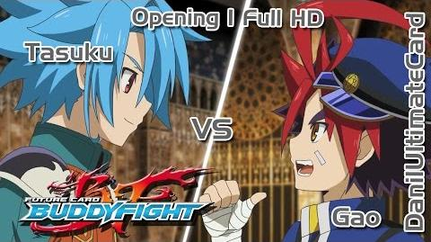 Future Card Buddyfight Opening 1 Full (Lyrics) Full HD