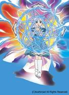 Shield of Knowledge, Tetra Vibrion (Full Art)