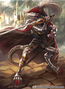 Thousand Rapier Dragon (Full Art)