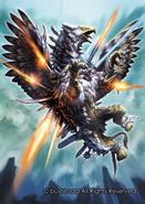 Armorknight Griffin (Full Art)