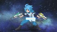 Tasuku with Twin Star, Jack & Fang