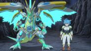 Tasuku with Star Guardian, Jackknife