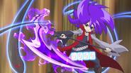Gaito with Death Dragon Sickle, Gelscythe