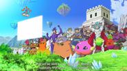 Paruko in Dungeon World