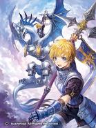 Divine Dragon Knight, Jeanne d'Arc (FullArt)