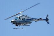 LAPD Bell 206 Jetranger