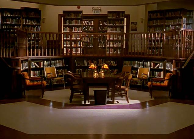 Sunnydale High School Library Buffyverse Wiki Fandom