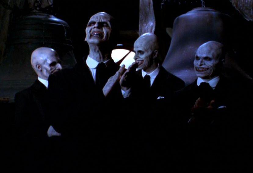 Hush Buffyverse Wiki Fandom Powered By Wikia