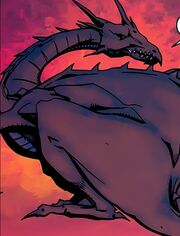 Gunn dragon last angel in hell