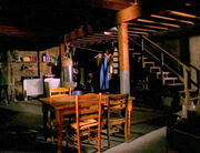 Buffy summers house basement