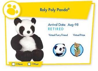 Roly Poly Panda