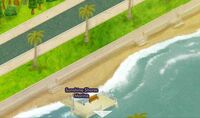 Sunshine Shores Marina map