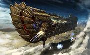 Ulysses spaceship by m wojtala-d3i6g5i