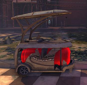 Hotdogcart