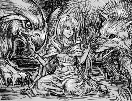 檔案:與獸為伍的少女.jpg