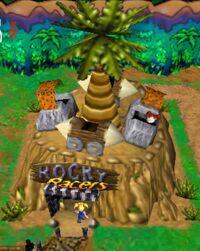 Theme Park World Rocky Racers