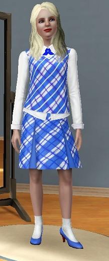 Amanda Marston (Prep Uniform)