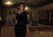 Miss Danvers in office