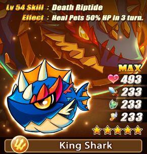 Feature Monster - King Shark