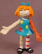 Molly coddle subway toy