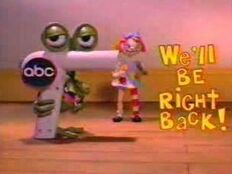 Bump in the night television bumpers abc