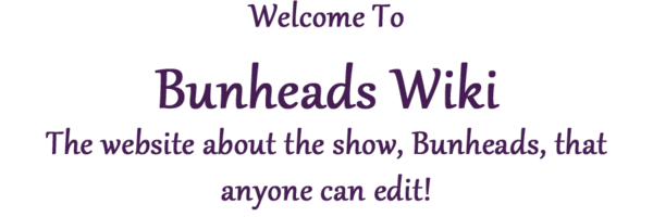 Bunheadswelcome