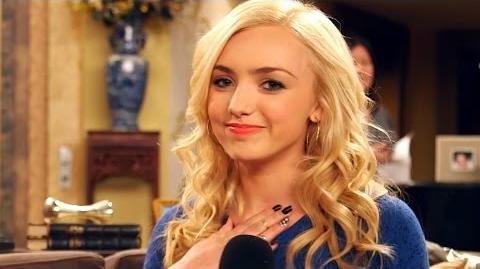 """Peyton List Won't Date Bad Boys - """"Jessie"""" Interview"""