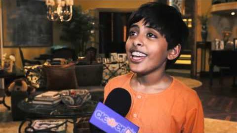 Video - Karan Brar On Set 'Jessie' Interview | Bunk'd Wiki ...