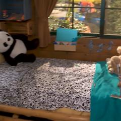 Tiffany's bunk