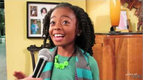 "Skai Jackson Wants One Direction on ""Jessie"""