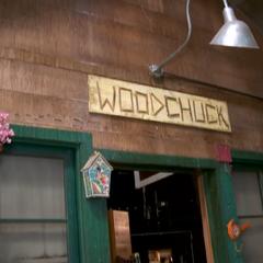 Woodchuck cabin
