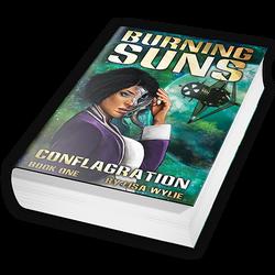 BurningSuns Conflagration book render 1