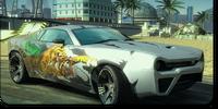 Carson GT Tiger