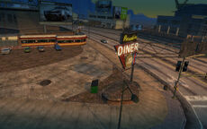 Paradise Diner (Harbor Town)