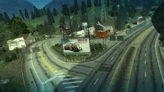 South rouse drive shortcut 1