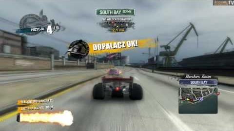 Burnout Paradise The Ultimate Box - Race With Toy Krieger WTR