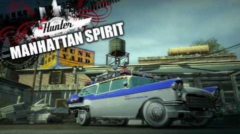 Manhattan Spirit - Legendary Cars Burnout Paradise The Ultimate Box Trailer
