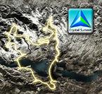 Crystal Summit Lake