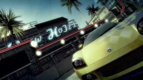 Burnout Paradise - Watson R Turbo Roadster
