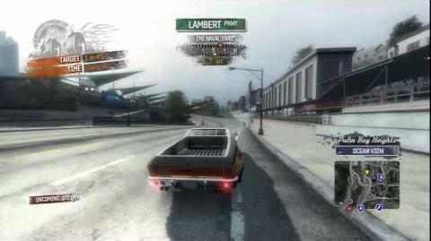 Burnout Paradise - Mesquite Burning Route