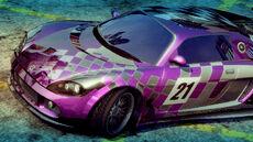 R-Turbo Roadster Purple