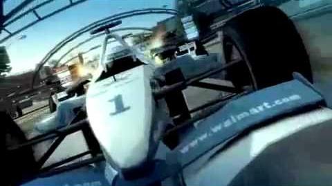 Burnout Paradise - Walmart WTR trailer