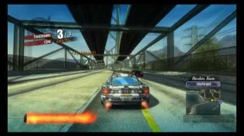 Burnout Paradise Boost Cars Trailer & Guide CRASH TV 27