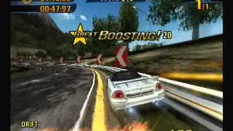 Burnout 3 Takedown - Walkthrough - Europe Riviera Burning Lap
