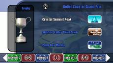 Championship stage 09 - Roller Coaster Grand Prix - B2 menu
