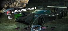 Carbon Uberschall 8
