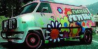 Carson Hippy Van